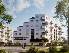 Mieszkanie w inwestycji Kaskady Różanki, Wrocław, 49 m²