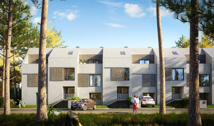 Morizon WP ogłoszenia | Nowa inwestycja - Osiedle Leśna, Otwock ul. Leśna, 99-178 m² | 9076