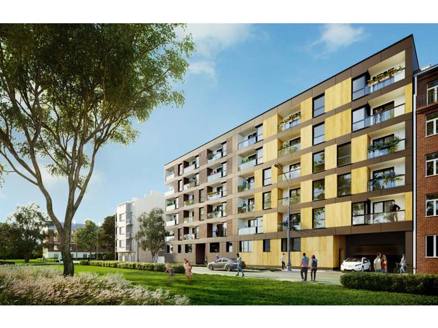 Morizon WP ogłoszenia | Mieszkanie w inwestycji LaPraga, Warszawa, 51 m² | 3114