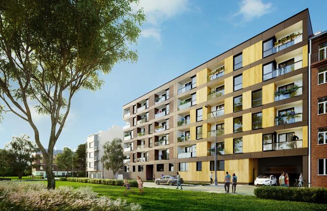Morizon WP ogłoszenia | Mieszkanie w inwestycji LaPraga, Warszawa, 27 m² | 3156