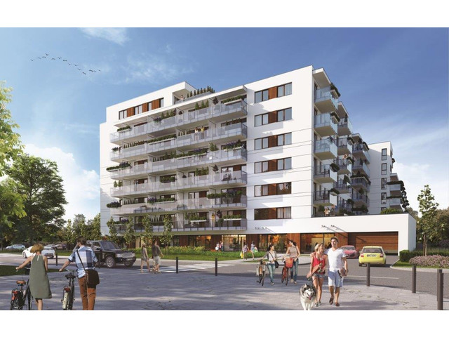 Morizon WP ogłoszenia | Mieszkanie w inwestycji Mińska 63, Warszawa, 103 m² | 5842