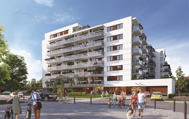 Morizon WP ogłoszenia | Mieszkanie w inwestycji Mińska 63, Warszawa, 67 m² | 5805