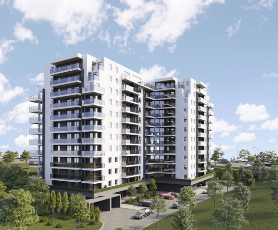 Morizon WP ogłoszenia | Mieszkanie w inwestycji Panorama Park, Białystok, 39 m² | 7417