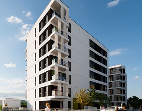 Mieszkanie w inwestycji Widok Warta, Poznań, 43 m²