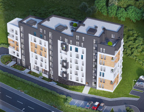 Mieszkanie w inwestycji Osiedle Karoliny, Rzeszów, 37 m²