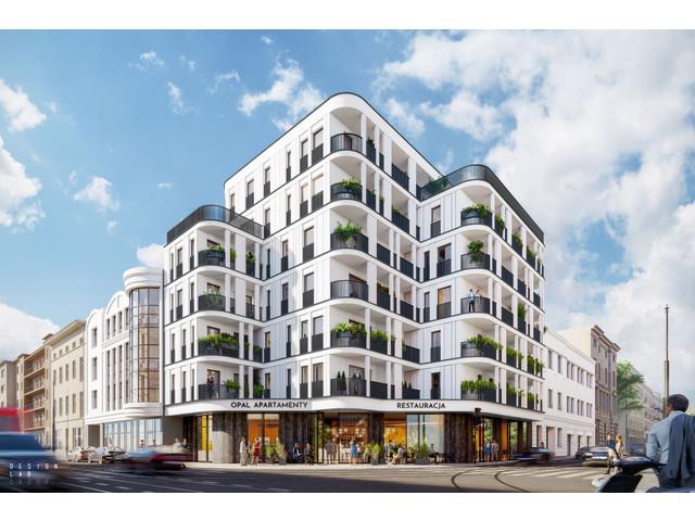 Morizon WP ogłoszenia | Mieszkanie w inwestycji ONYX APARTAMENTY, Łódź, 59 m² | 2588