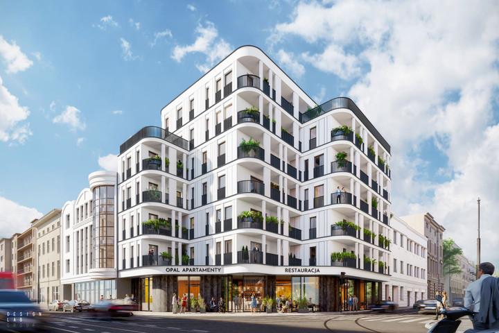Morizon WP ogłoszenia | Nowa inwestycja - ONYX APARTAMENTY, Łódź Śródmieście, 26-59 m² | 9114