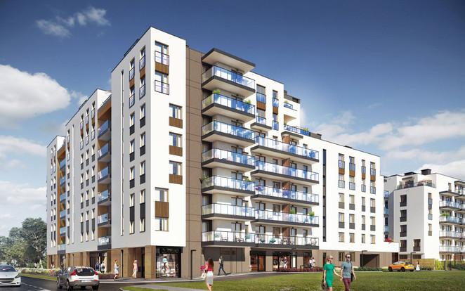 Morizon WP ogłoszenia | Komercyjne w inwestycji Osiedle Bokserska, Warszawa, 33 m² | 2983
