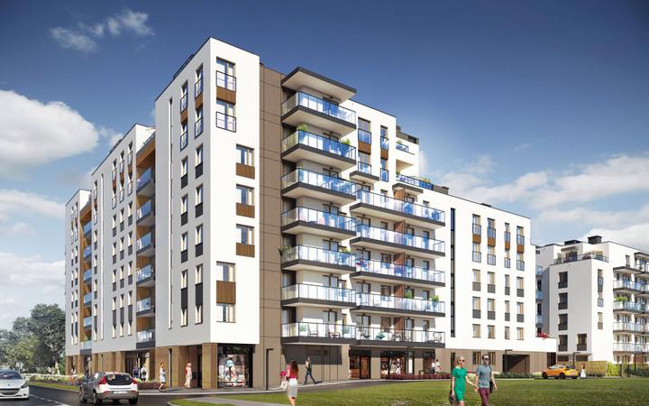 Morizon WP ogłoszenia   Nowa inwestycja - Osiedle Bokserska, Warszawa Służewiec, 30-120 m²   9122