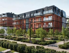 Mieszkanie w inwestycji Młyny Gdańskie, Gdańsk, 66 m²