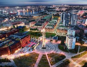 Mieszkanie w inwestycji Doki Living, Gdańsk, 25 m²