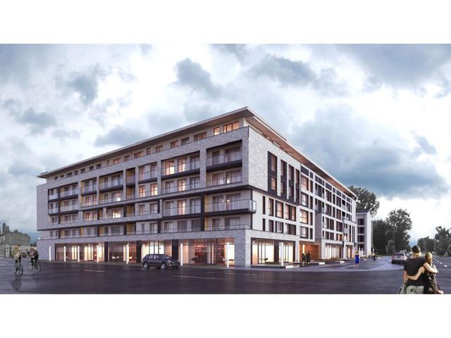 Morizon WP ogłoszenia | Mieszkanie w inwestycji Żeromskiego 17, Warszawa, 72 m² | 5648