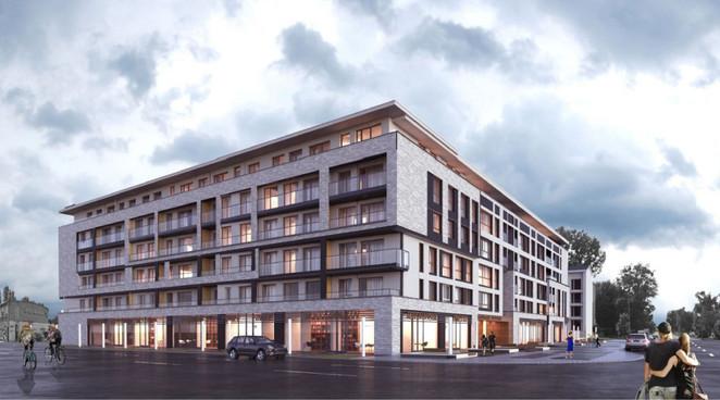 Morizon WP ogłoszenia | Mieszkanie w inwestycji Żeromskiego 17, Warszawa, 69 m² | 5701