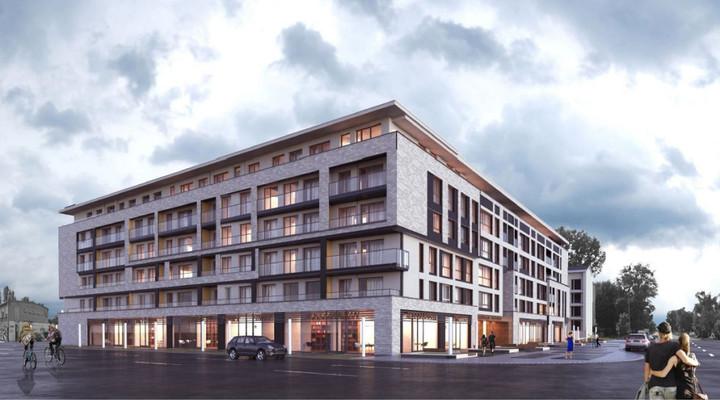 Morizon WP ogłoszenia | Nowa inwestycja - Żeromskiego 17, Warszawa Bielany, 42-74 m² | 9190