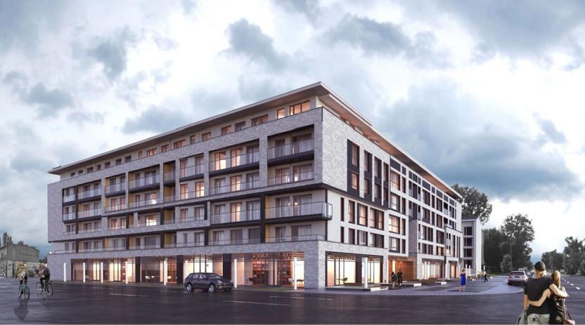 Mieszkanie w inwestycji Żeromskiego 17, Warszawa, 73 m² | Morizon.pl | 9736