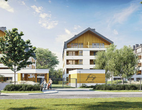Mieszkanie w inwestycji Fantazja na Bemowie, Warszawa, 50 m²