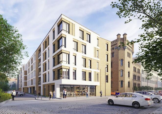 Mieszkanie w inwestycji Atol, Gdańsk, 58 m²   Morizon.pl   5547