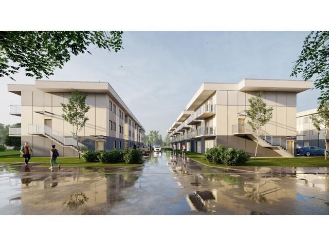 Morizon WP ogłoszenia | Mieszkanie w inwestycji HSD Inwestycje - ul. Pękowicka/Paszko..., Kraków, 128 m² | 9562