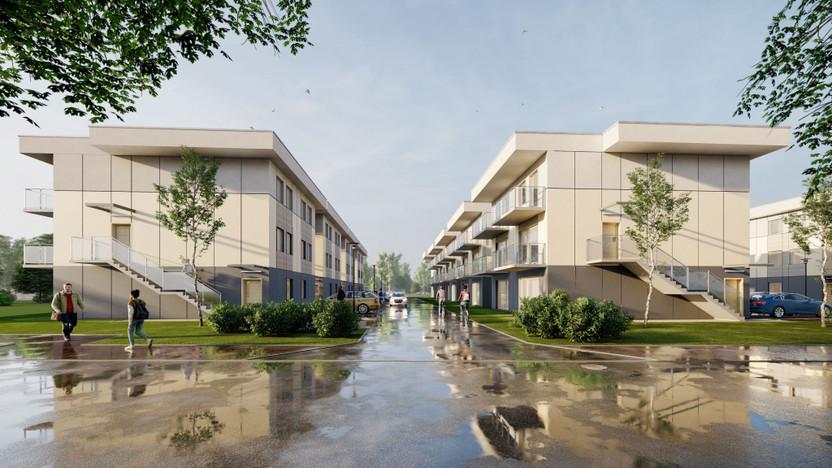 Mieszkanie w inwestycji HSD Inwestycje - ul. Pękowicka/Paszko..., Kraków, 64 m² | Morizon.pl | 3459