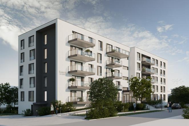 Morizon WP ogłoszenia | Mieszkanie w inwestycji Jasień Życzliwa, Gdańsk, 71 m² | 5212