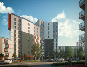 Mieszkanie w inwestycji Przy Mogilskiej, Kraków, 42 m²