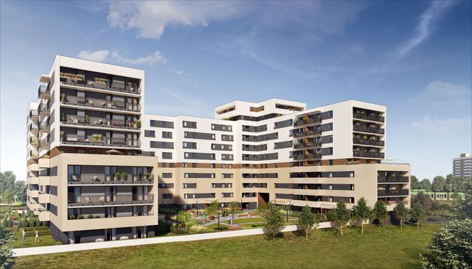 Morizon WP ogłoszenia | Mieszkanie w inwestycji Przy Unii, Poznań, 73 m² | 0463