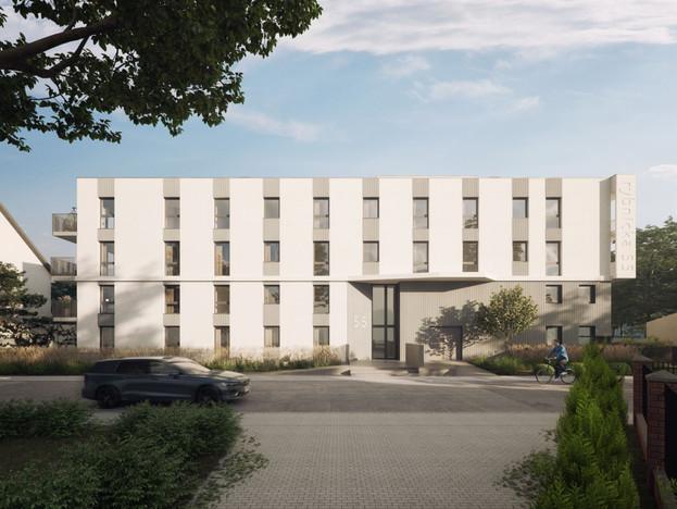 Mieszkanie w inwestycji Rybnicka 55, Wrocław, 62 m² | Morizon.pl | 7343