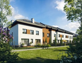 Dom w inwestycji Kabacka Przystań Prestige, Józefosław, 128 m²
