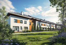 Dom w inwestycji Kabacka Przystań Prestige, Józefosław, 161 m²