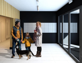 Mieszkanie w inwestycji Aura Towers, Bydgoszcz, 65 m²