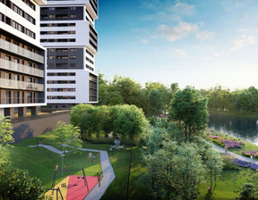 Mieszkanie w inwestycji Aura Towers, Bydgoszcz, 27 m²
