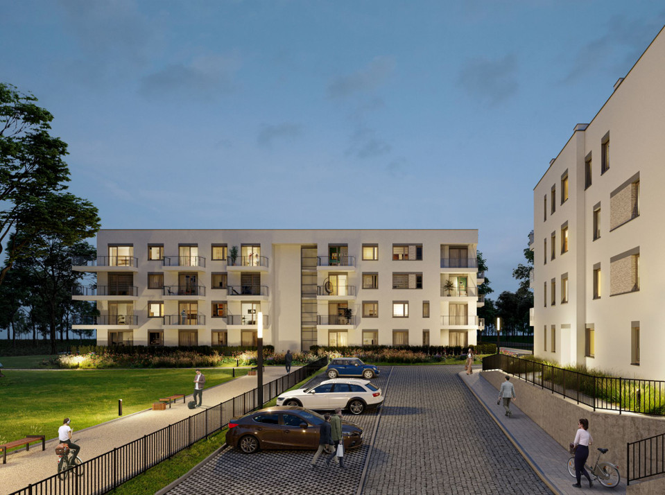 Nowa inwestycja - Młode Stogi, Gdańsk Stogi | Morizon.pl