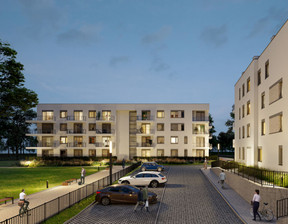 Mieszkanie w inwestycji Młode Stogi, Gdańsk, 40 m²