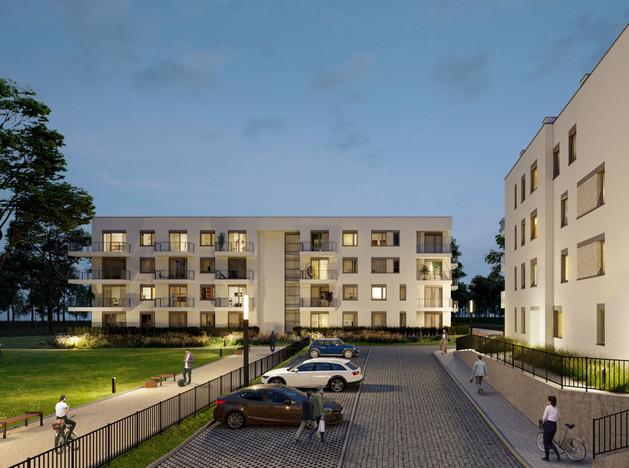 Mieszkanie w inwestycji Młode Stogi, Gdańsk, 55 m² | Morizon.pl | 3074