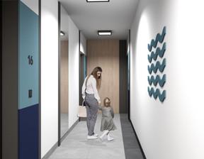 Mieszkanie w inwestycji Młode Stogi, Gdańsk, 63 m²