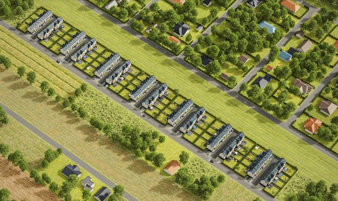 Morizon WP ogłoszenia | Dom w inwestycji Osiedle Słoneczne, Baszkówka, 158 m² | 2619