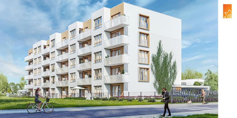 Mieszkanie w inwestycji Budki Szczęśliwickie, Warszawa, 45 m² | Morizon.pl | 3996