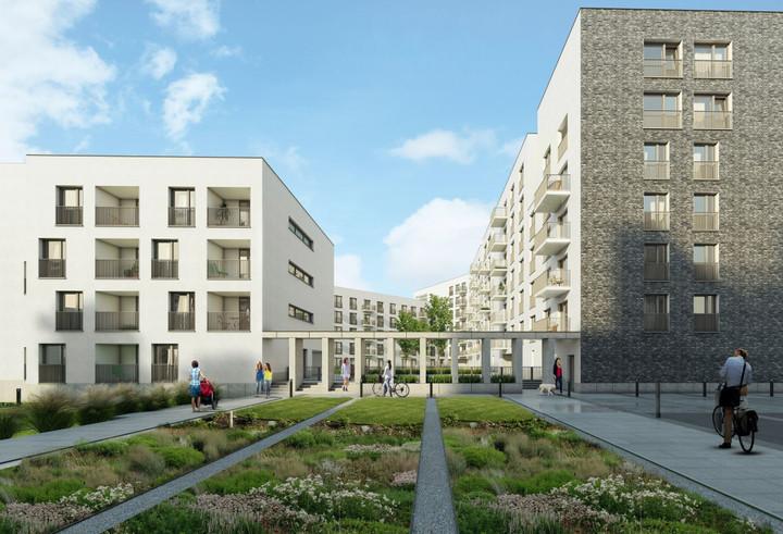 Morizon WP ogłoszenia | Nowa inwestycja - Nova Mikołowska, Katowice Śródmieście, 26-109 m² | 9298