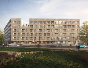 Mieszkanie w inwestycji Nova Mikołowska, Katowice, 27 m²