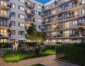 Mieszkanie w inwestycji Apartamenty Mikołowska, Gliwice, 56 m²