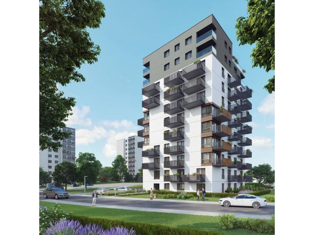 Morizon WP ogłoszenia | Mieszkanie w inwestycji Kameralny Prokocim, Kraków, 72 m² | 4970