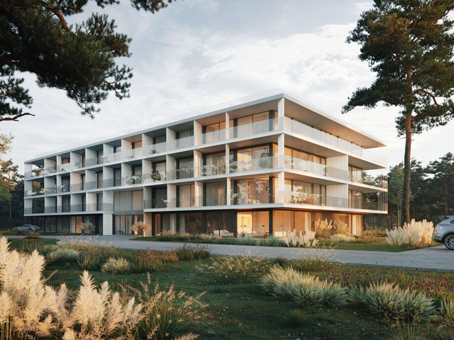 Morizon WP ogłoszenia | Mieszkanie w inwestycji Apartamenty Sea & Lake, Mielno, 82 m² | 4689