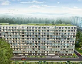 Mieszkanie w inwestycji Ogrody Grabiszyńskie II, Wrocław, 43 m²
