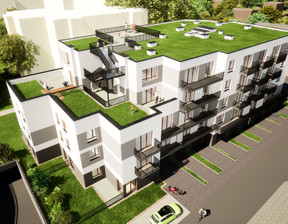 Mieszkanie w inwestycji Przewóz 6, Kraków, 55 m²