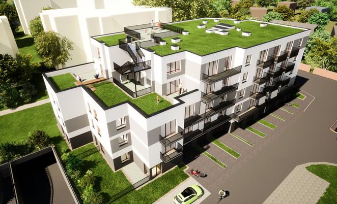 Morizon WP ogłoszenia | Mieszkanie w inwestycji Przewóz 6, Kraków, 55 m² | 9799