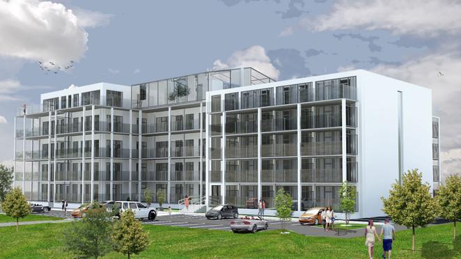 Morizon WP ogłoszenia | Mieszkanie w inwestycji Błękitne Tarasy, Sianożęty, 48 m² | 3883