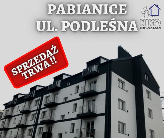 Mieszkanie w inwestycji Niko Nieruchomosci Podleśna, Pabianice (gm.), 45 m² | Morizon.pl | 6905