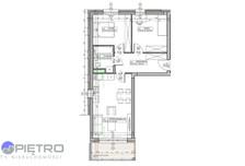 Mieszkanie na sprzedaż, Lublin Węglin Południowy, 58 m²