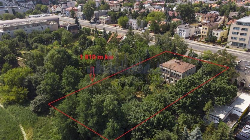 Działka na sprzedaż, Warszawa Wilanów, 1810 m² | Morizon.pl | 7189