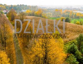 Działka na sprzedaż, Markowszczyzna, 887 m²